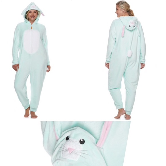 60bde68d27abd Authentic American Heritage Intimates & Sleepwear | Nwothooded Bunny ...
